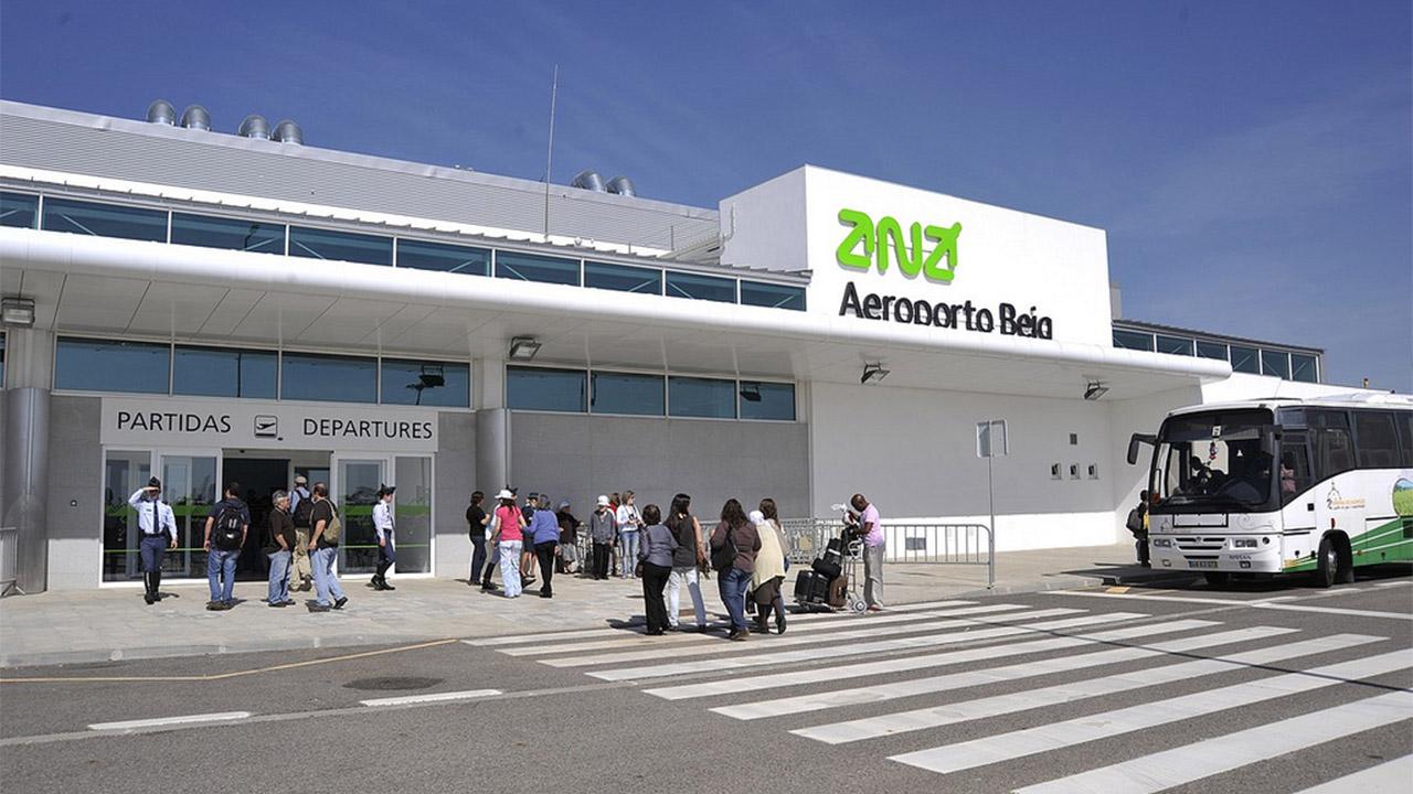 Aéroport Beja