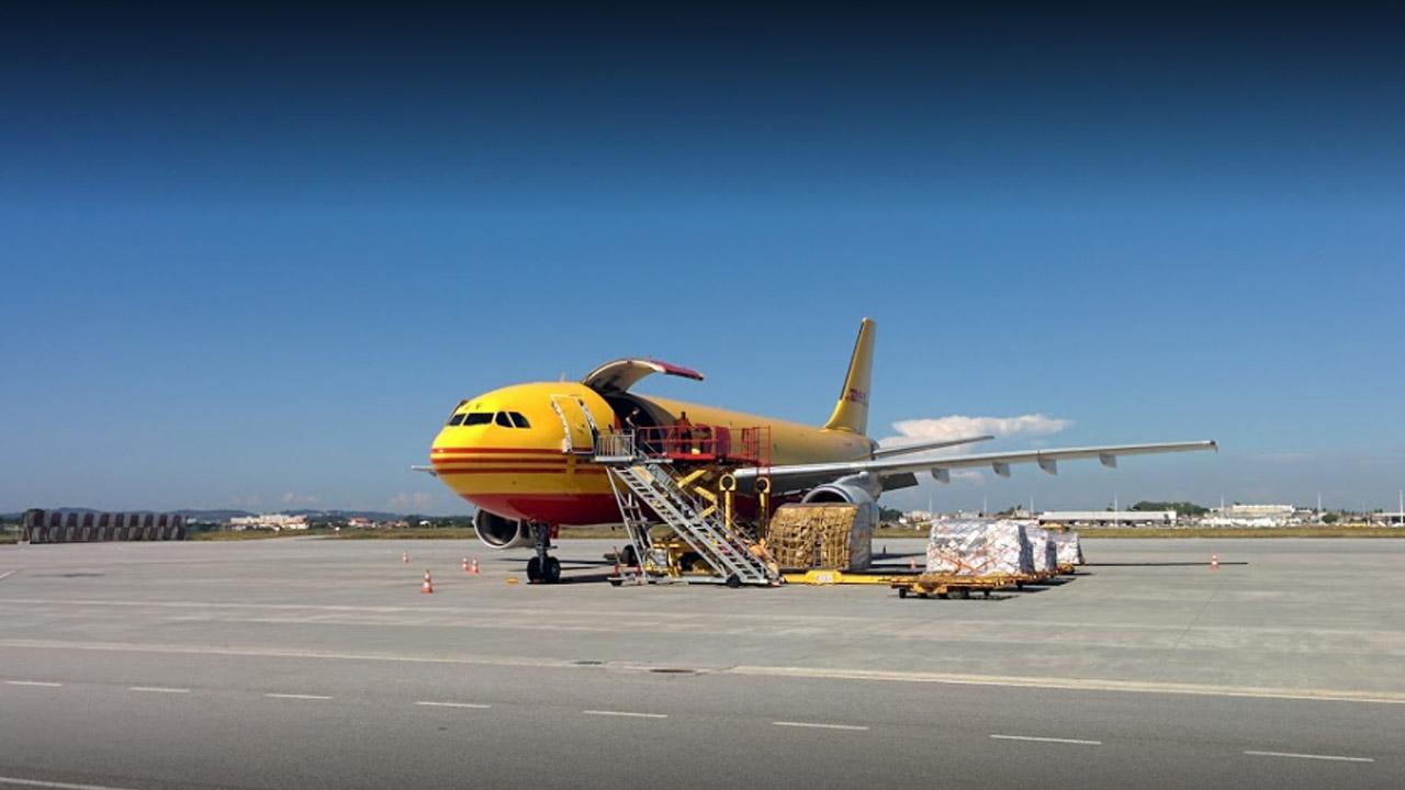 DHL – Aéroport Francisco Sá Carneiro