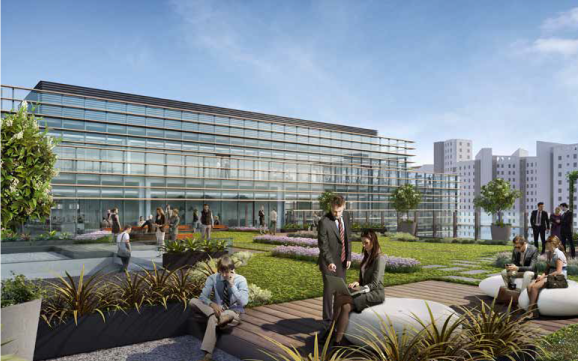 EXEO Office Campus
