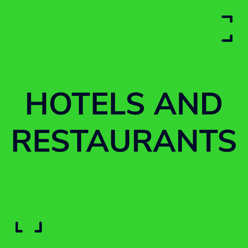 Hotelaria & Restauração
