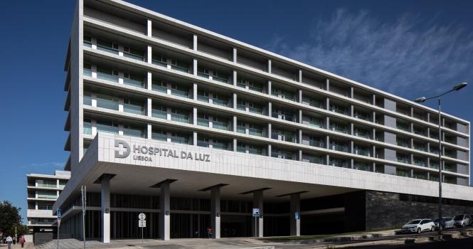 Luz Hospital – Lisbon