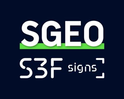 SGEO • agora com sistema de orçamentos