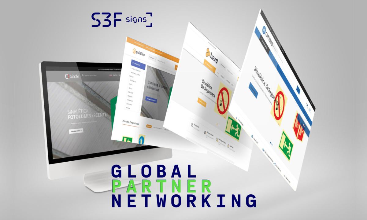 S3F Signs GPN, a sinalética de emergência facilmente na loja online do seu negócio