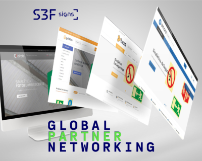 S3F Signs GPN, emergency signage easily in your business's online store