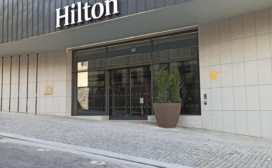 Hotel Hilton – Cais de Gaia