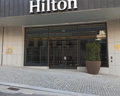 Hilton Hotel – Gaia Pier