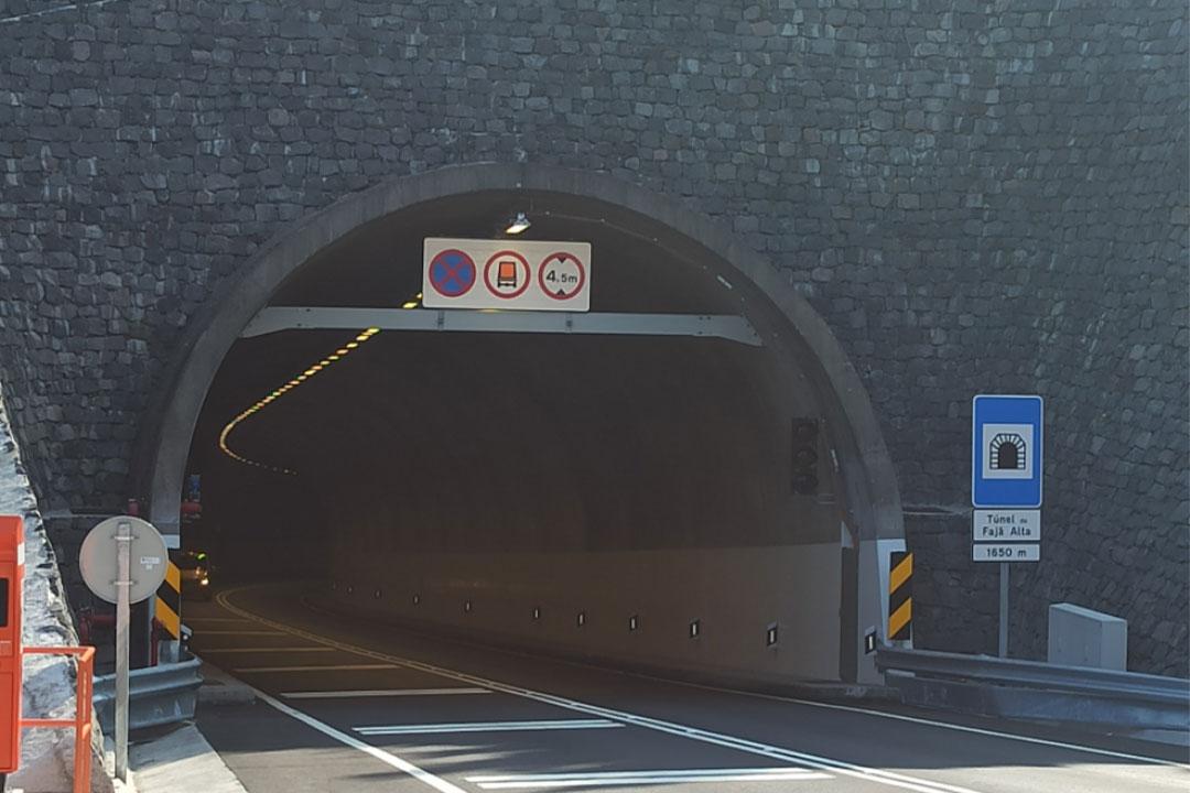 Tunel São Jorge – Madeira