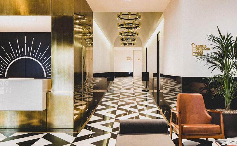 Lumiar Hotel – Lisbon