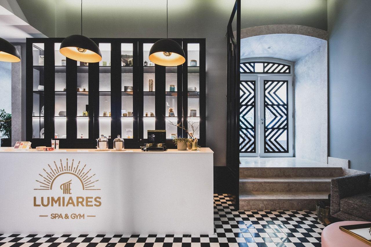 Lumiar Hotel – Lisboa